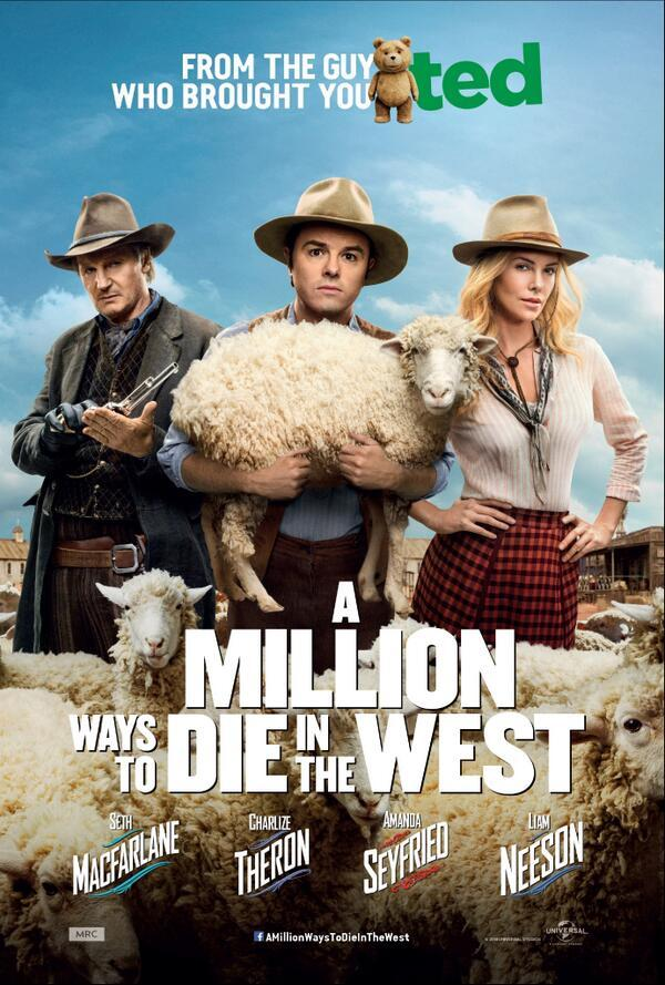 فيلم A Million Ways to Die in the West 2014 مترجم