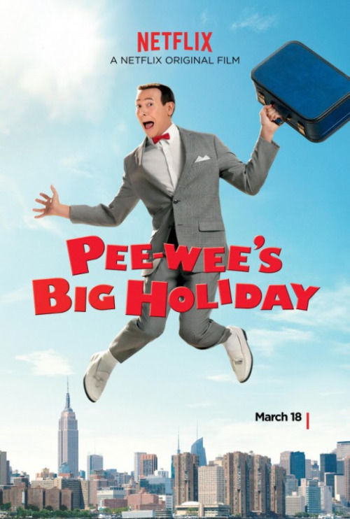 فيلم Pee-wee's Big Holiday 2015 مترجم