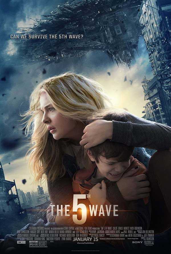 فيلم The 5th Wave 2016 مترجم