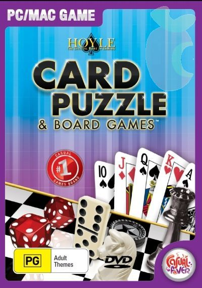 لعبة Hoyle 2013 Card, Puzzle and Board Games بكراك TiNYiSO