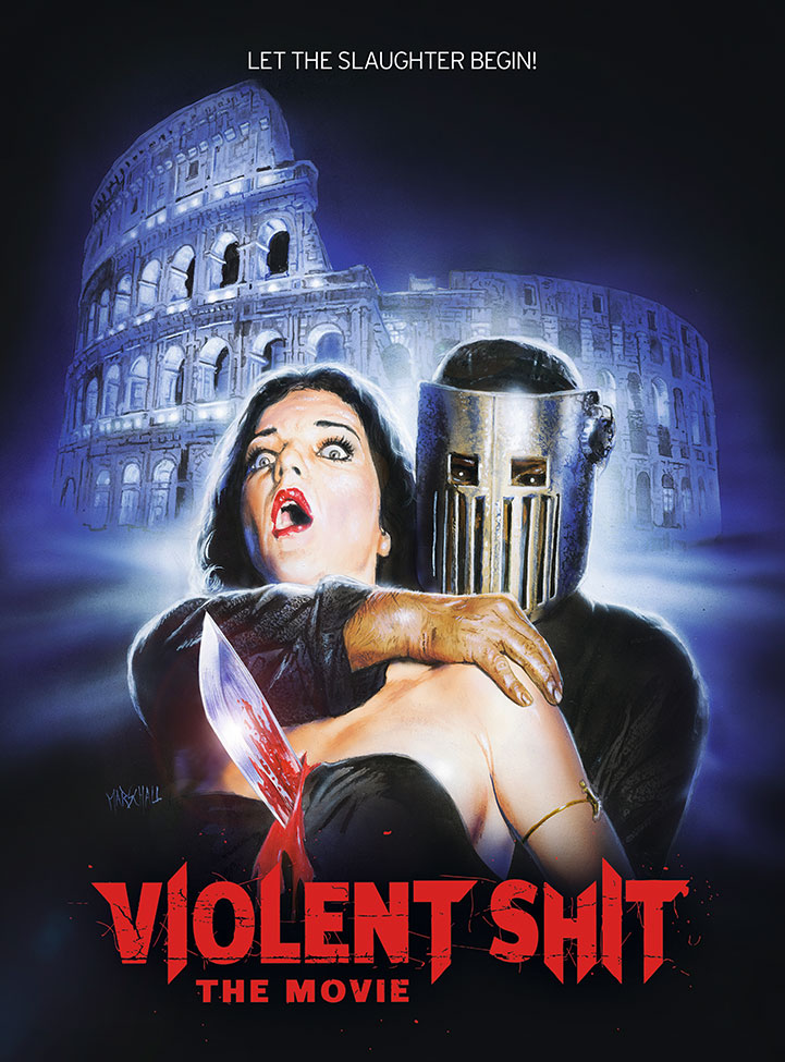 فيلم Violent Shit: The Movie 2015 مترجم