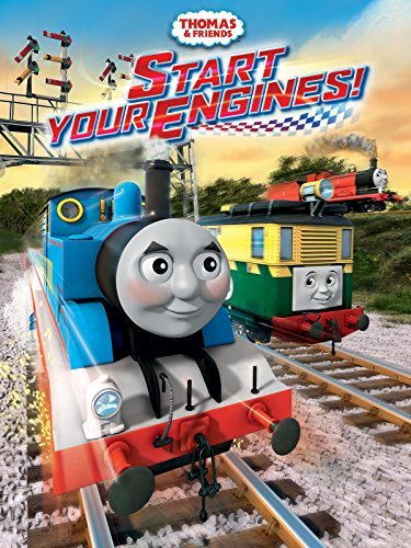 فيلم Thomas Friends Start Your Engine 2016 مترجم