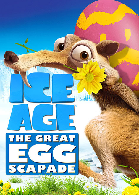 فيلم Ice Age: The Great Egg-Scapade 2016 مترجم