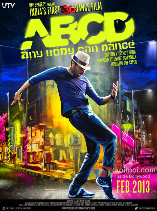 فيلم Any Body Can Dance 2013 مترجم