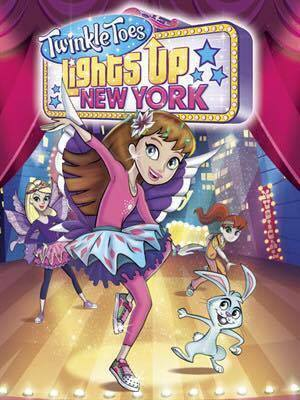 فيلم Twinkle Toes Lights Up New York 2016 مرتجم