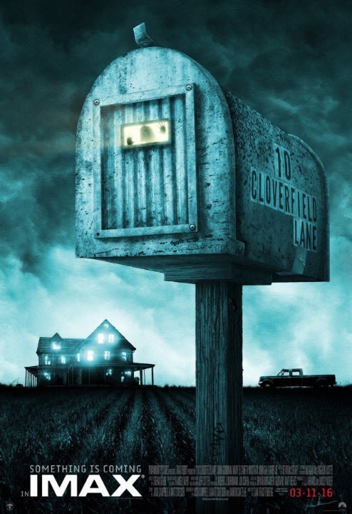 فيلم 10Cloverfield Lane 2016 مترجم CAM
