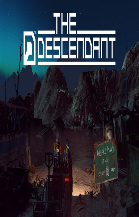 لعبة The Descendant: Episode One ريباك فريق FitGirl