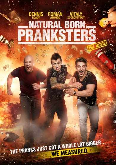 فيلم Natural Born Pranksters 2016 مترجم