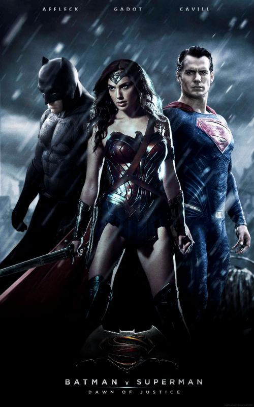 فيلم Batman v Superman: Dawn of Justice 2016 مترجم HDTS