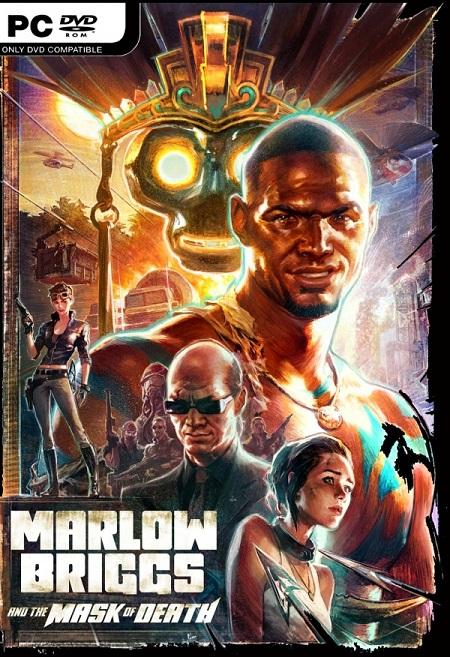 لعبة Marlow Briggs and the Mask of Death ريباك فريق R.G. Mechanics