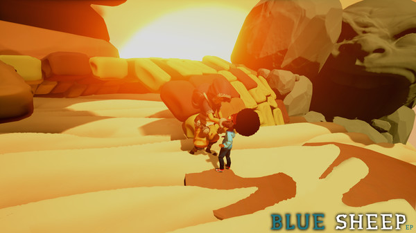 Sheep,Blue,CODEX,Blue Sheep,Adventure,ACTION,ANDIE,العاب,GAMES,مغامرة,اكشن,خفيفة