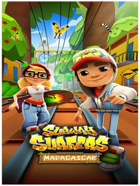 لعبة الهروب Subway Surfers v1.53.0 Madagascar
