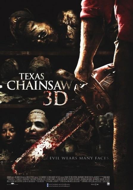 فيلم Texas Chainsaw 3D 2013 مترجم