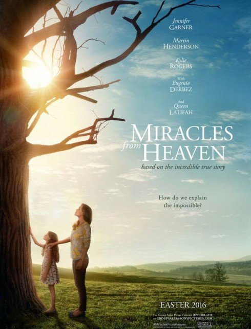 فيلم Miracles from Heaven 2016 مترجم