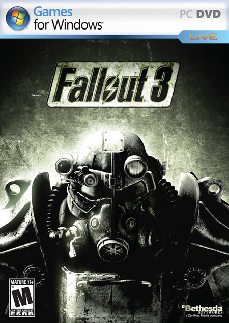 لعبة لعبة Fallout 3 Game Of The Year Edition ريباك فريق Mr DJ