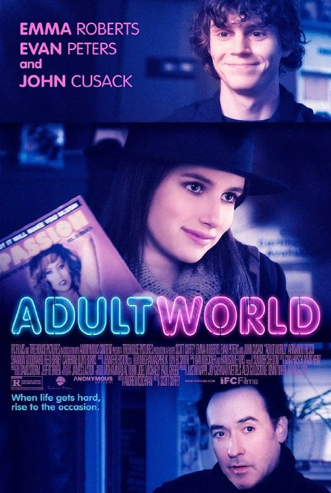 فيلم Adult World  2013 مترجم
