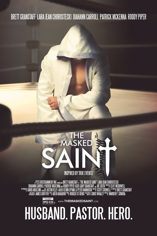 فيلم The Masked Saint 2016 مترجم