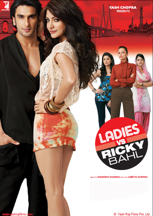 فيلم Ladies vs. Ricky Bahl 2011 مترجم