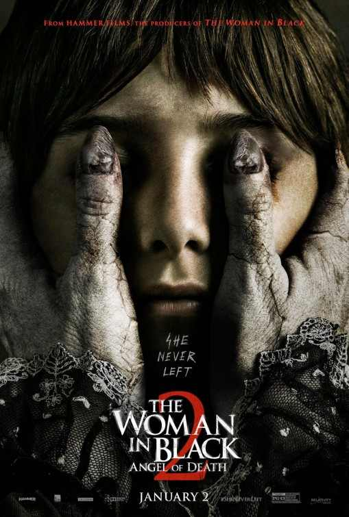 فيلم The Woman in Black 2: Angel of Death 2014 مترجم