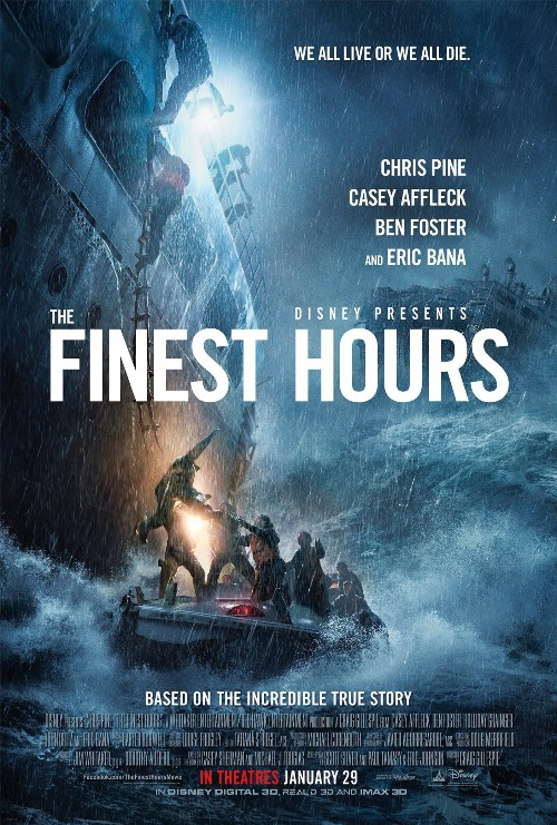 فيلم The Finest Hours 2016 مترجم