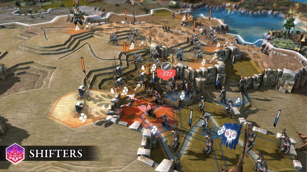 Endless,Shifters,Legend,Expansion,RELOADED,Endless Legend Shifters