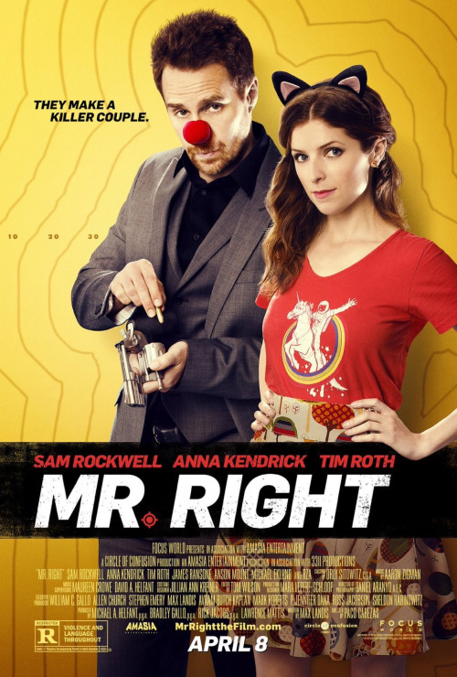 فيلم Mr Right 2015 مترجم