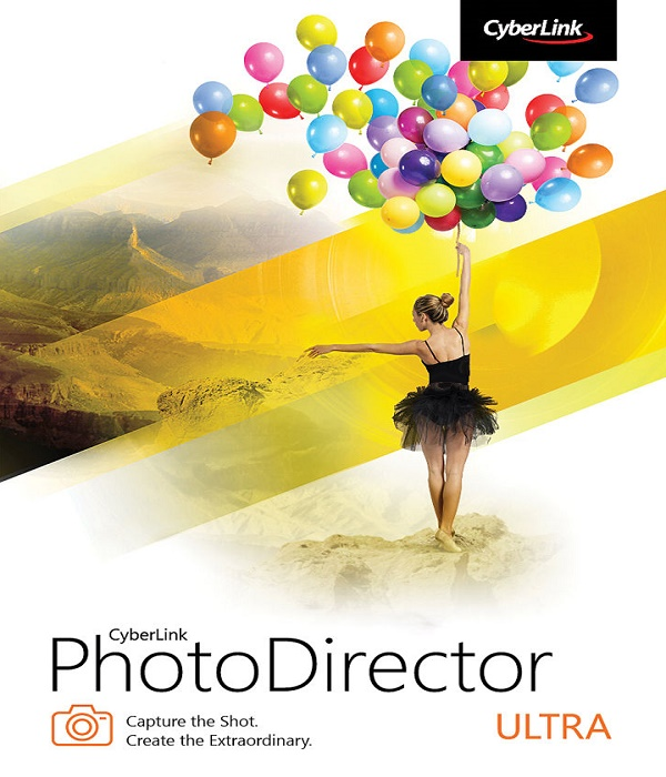 برنامج CyberLink PhotoDirector Ultra 7.0.7504.0