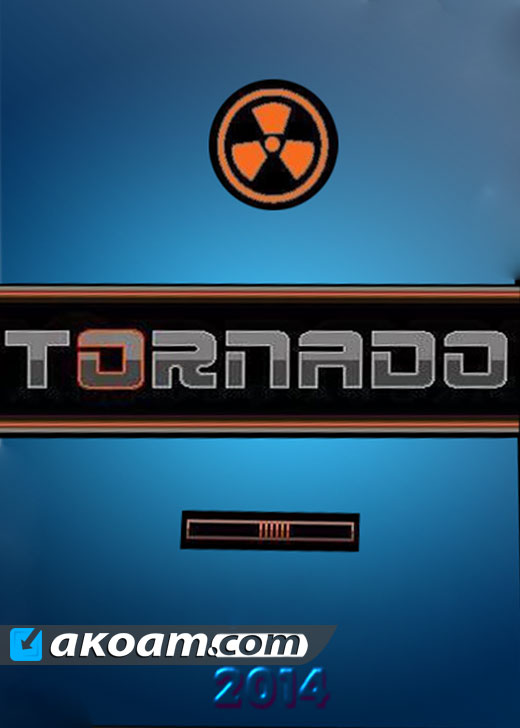 ويندوز Windows XP Tornado Ultimate v1.2 2014