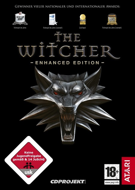 لعبة The Witcher Enhanced Edition كاملة
