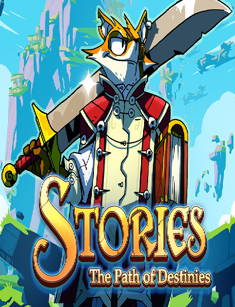لعبة Stories The Path of Destinies بكراك CODEX