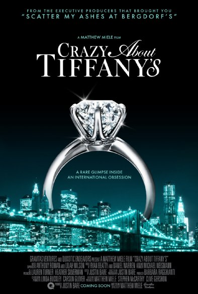فيلم Crazy About Tiffany's 2016 مترجم