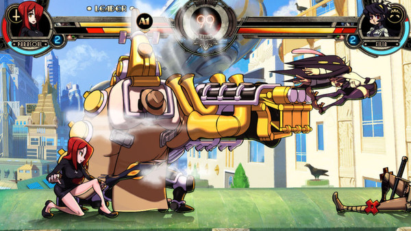 Skullgirls,Encore,SKIDROW,Skullgirls 2nd Encore,fighting,action,games,العاب,اكشن,قتال,كاملة