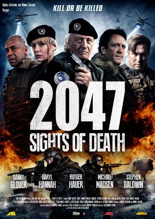 فيلم 2047Sights of Death 2014 مترجم
