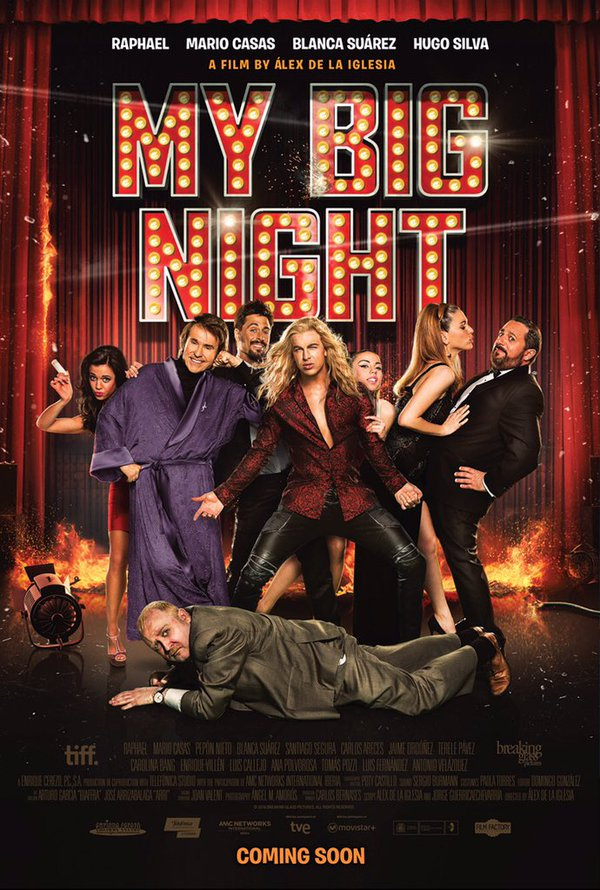 فيلم My Big Night 2015 مترجم