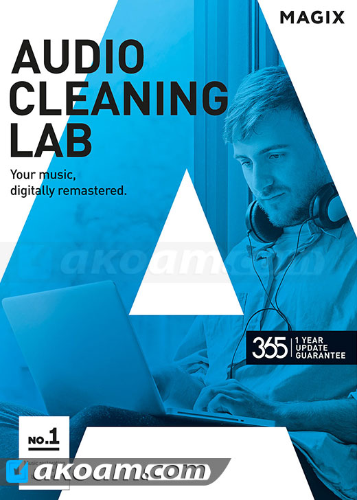 برنامج MAGIX Audio Cleaning Lab 2017 v22.0.1.22