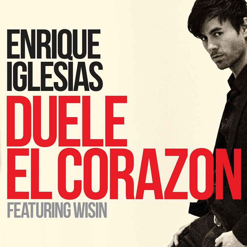 اغنية Enrique Iglesias Ft.Wisin Duele El Corazon