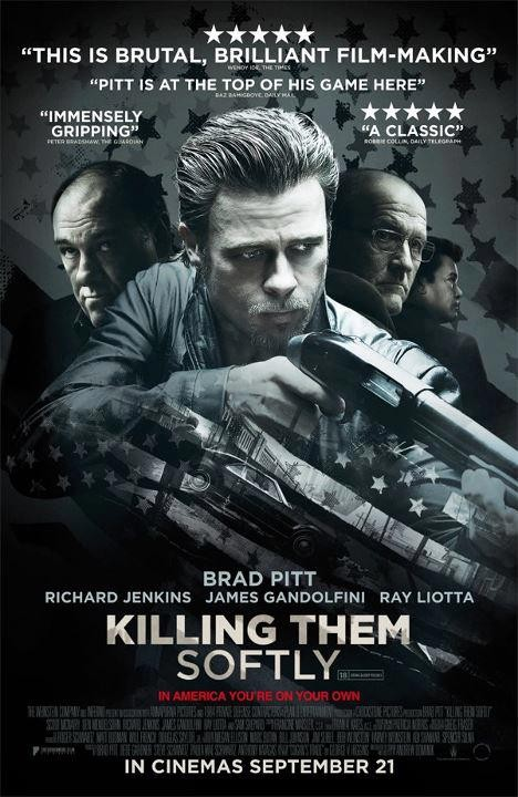 فيلم Killing Them Softly 2012 مترجم