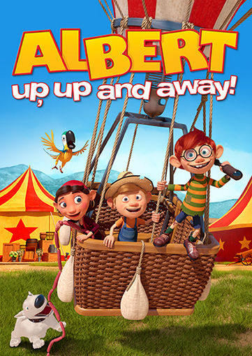 فيلم Albert: Up, Up And Away! 2015  مترجم