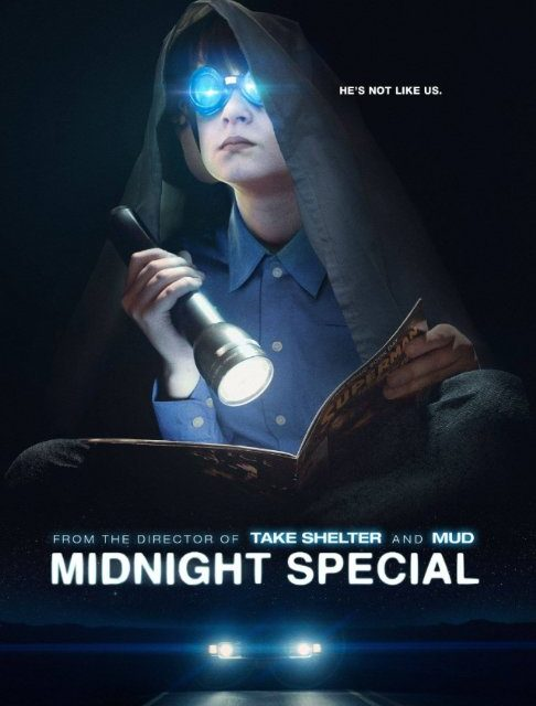 فيلم Midnight Special 2016 مرتجم