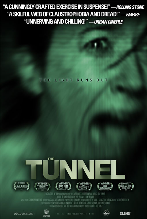 فيلم The Tunnel 2011 مترجم
