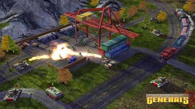 Conquer,Command,Zero,Generals,Hour,Command and Conquer Generals,strategy,games,العاب,استراتيجية