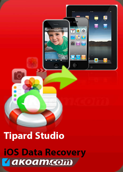 برنامج Tipard Studio iOS Data Recovery v8.1.6