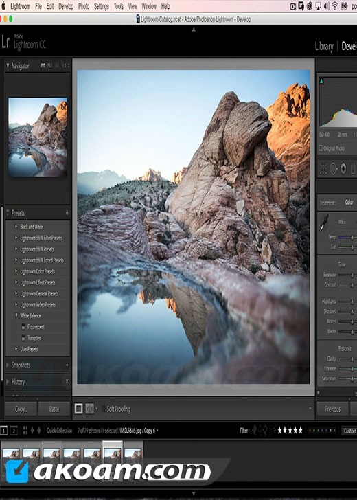 كورس KelbyOne - Lightroom CC Killer Tips - Pete Collins