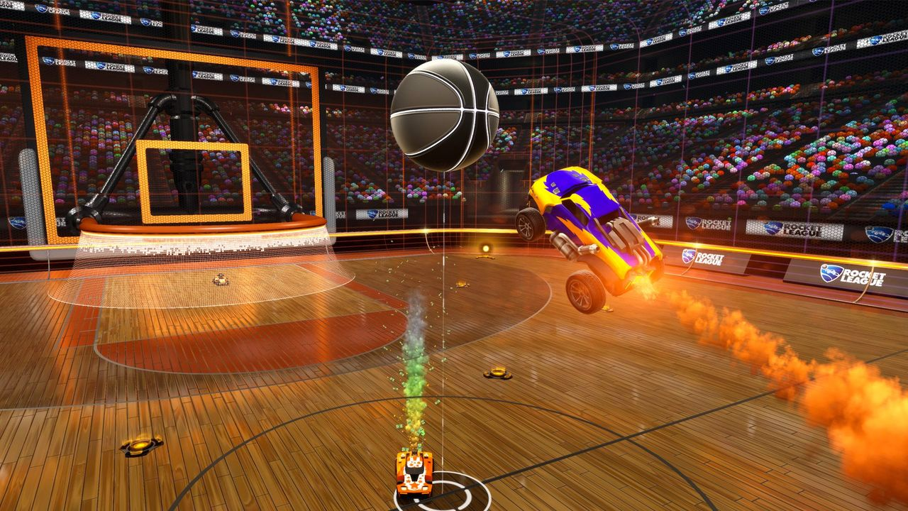 Rocket,Flag,League,Pack,NBA,Rocket League NBA Flag Pack,games,sports,car,العاب,سيارات,رياضية,خفيفة,سلة