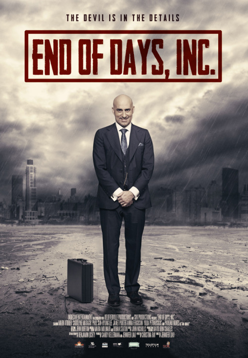 فيلم End of Days, Inc 2015 مترجم
