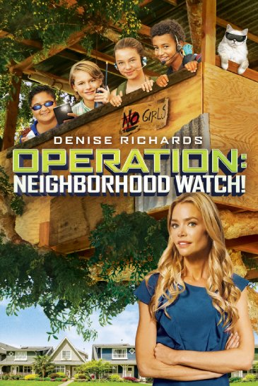 فيلم Operation: Neighborhood Watch! 2015 مترجم