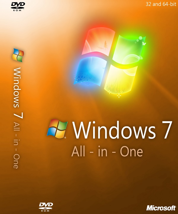 ويندوز Windows 7 SP1 AIO April 2016