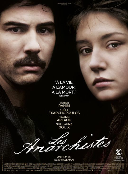 فيلم Les anarchistes 2015 مترجم