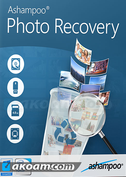برنامج Ashampoo Photo Recovery 1.0.3