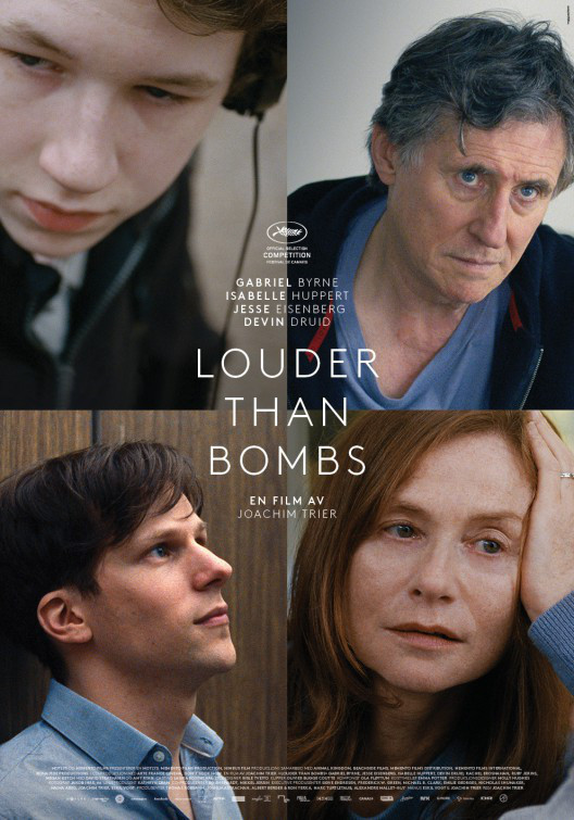 فيلم Louder Than Bombs 2015 مترجم